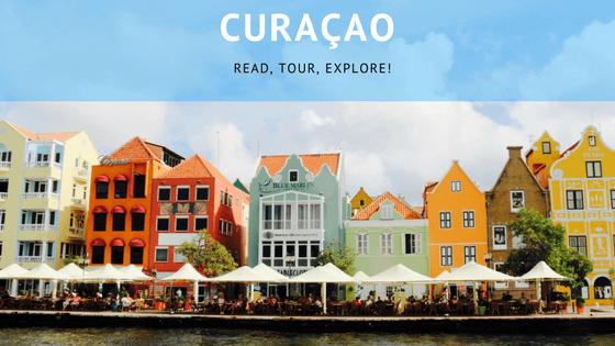 Curacao scene looking at Punda